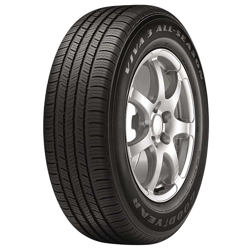 goodyear viva 3 tires reviews