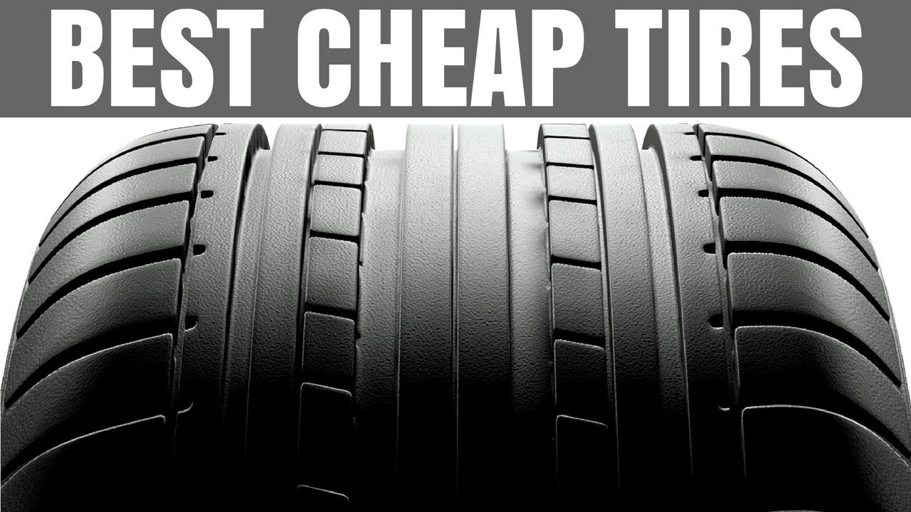 Sumitomo Tires Review >> BEST Cheap Tires Reviewed! [2020]!