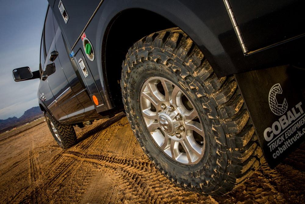 best load range e truck tires