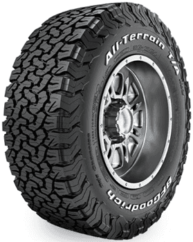 bfgoodrich tires review