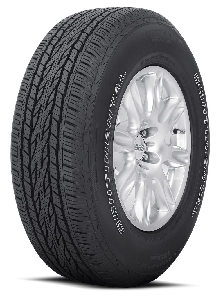 continental cross contact lx20 reviews