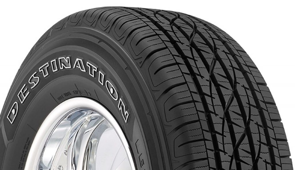 firestone destination le2 review