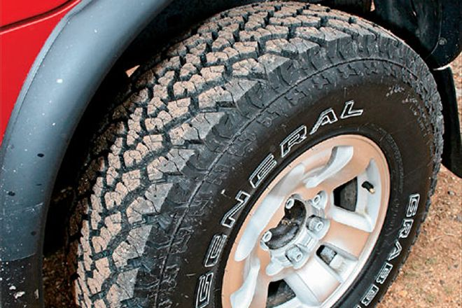 general tires reviews