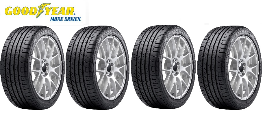goodyear eagle sport all season review