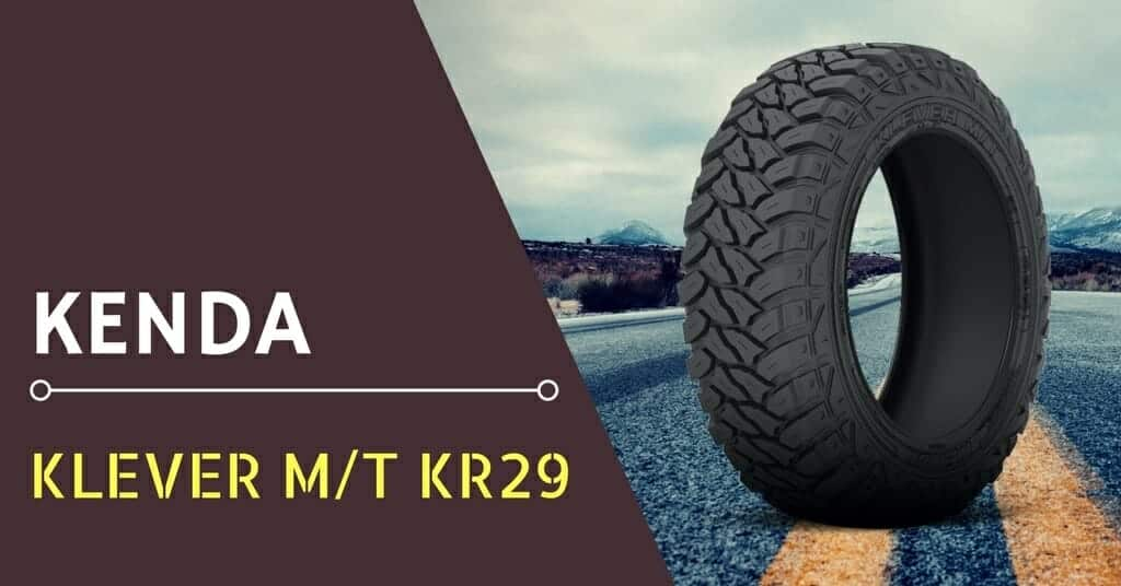 kenda klever mt kr29 reviews