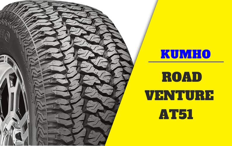 kumho road venture at51 review
