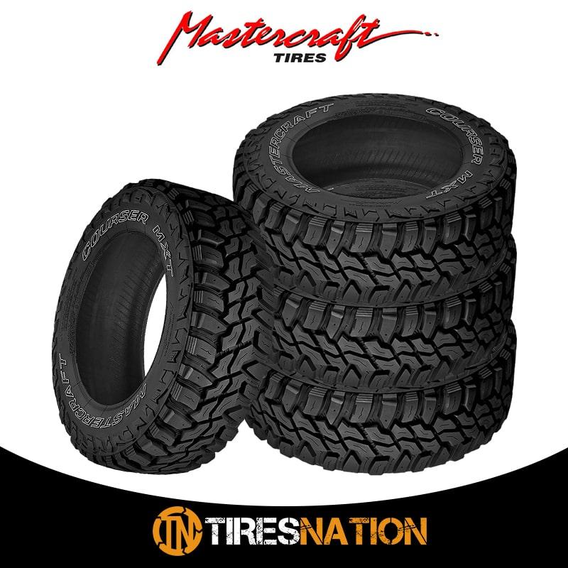mastercraft courser mxt tire review