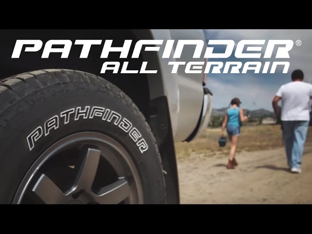 pathfinder at tire review