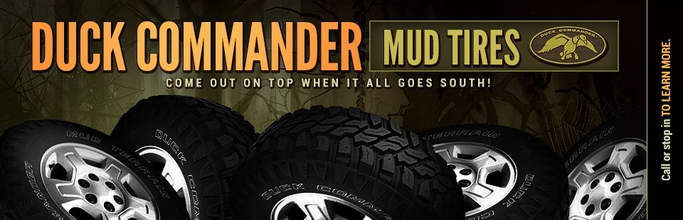 duck commander tire reviews
