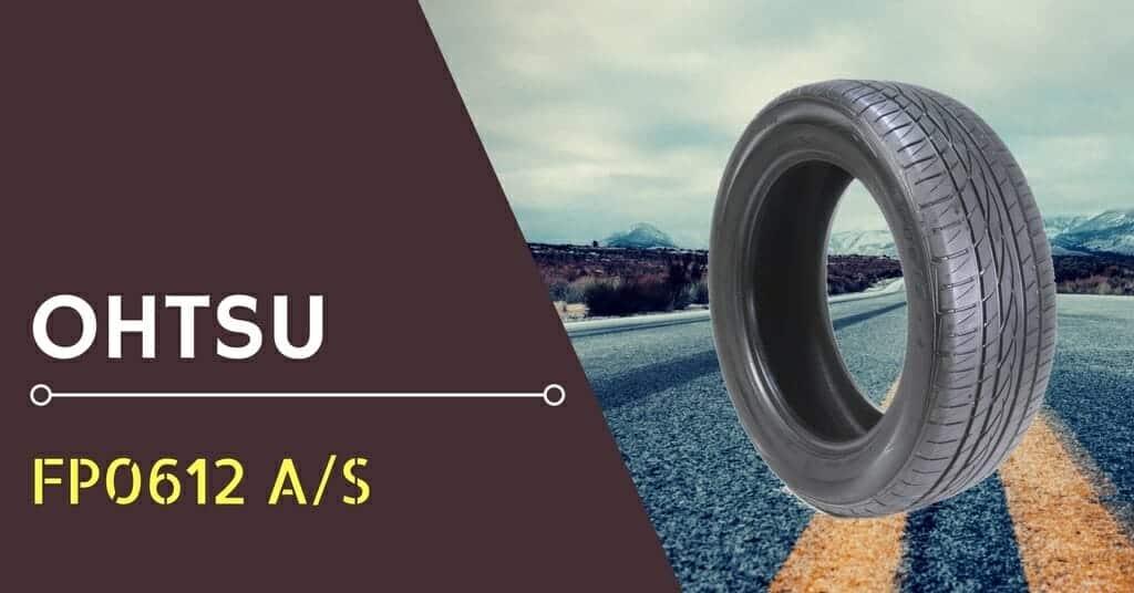 ohtsu tire fp0612 a-s