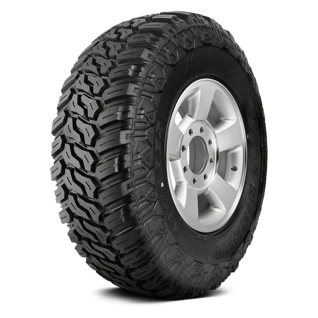 antares tires made by