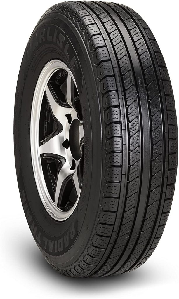 carlisle trailer tire review