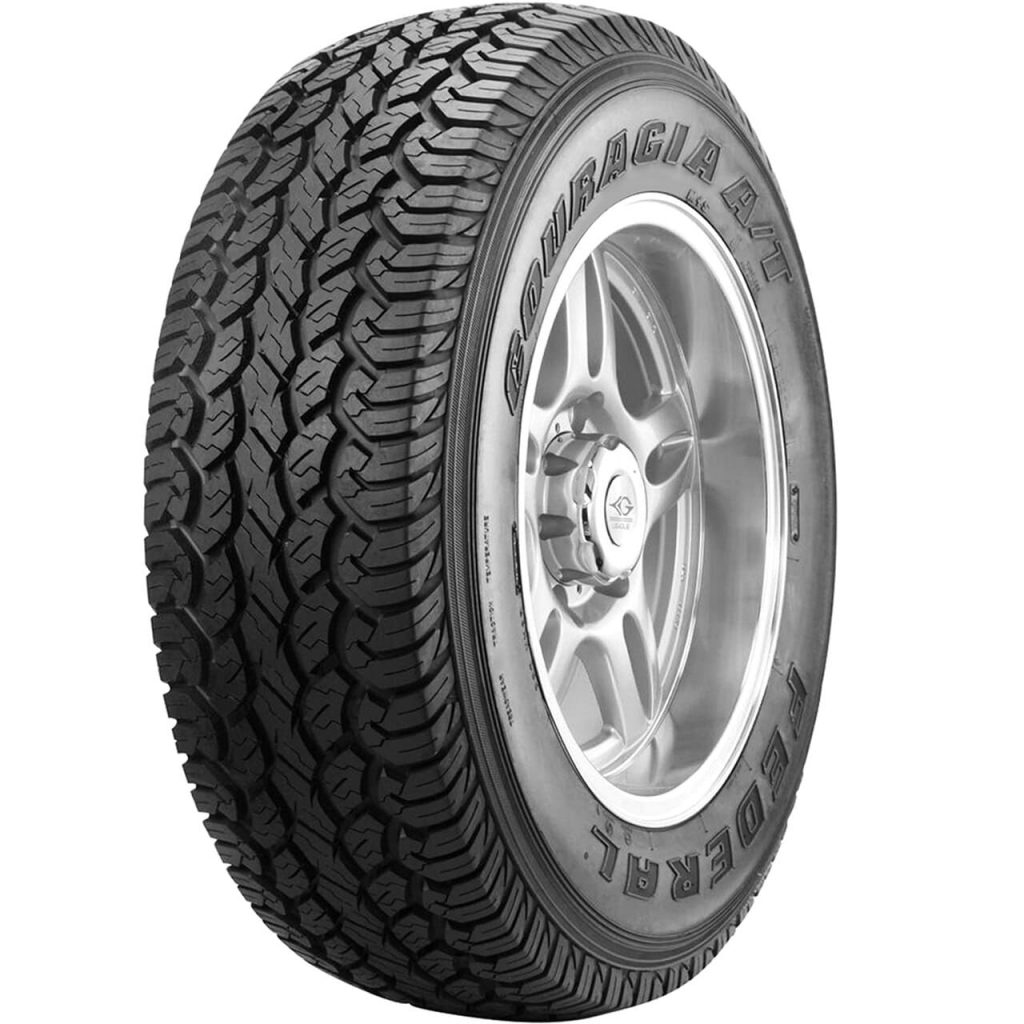 federal tire review