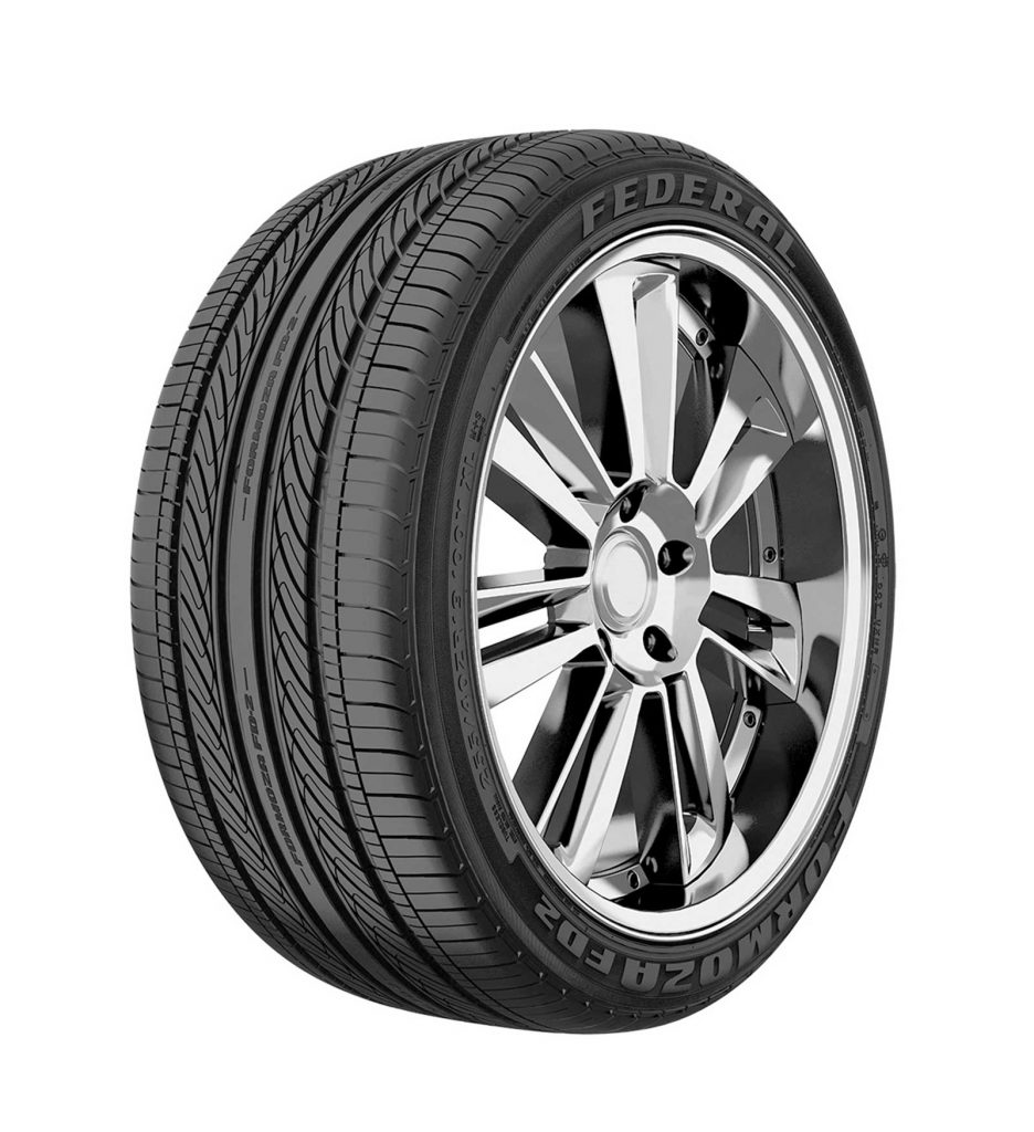 where are federal tires made