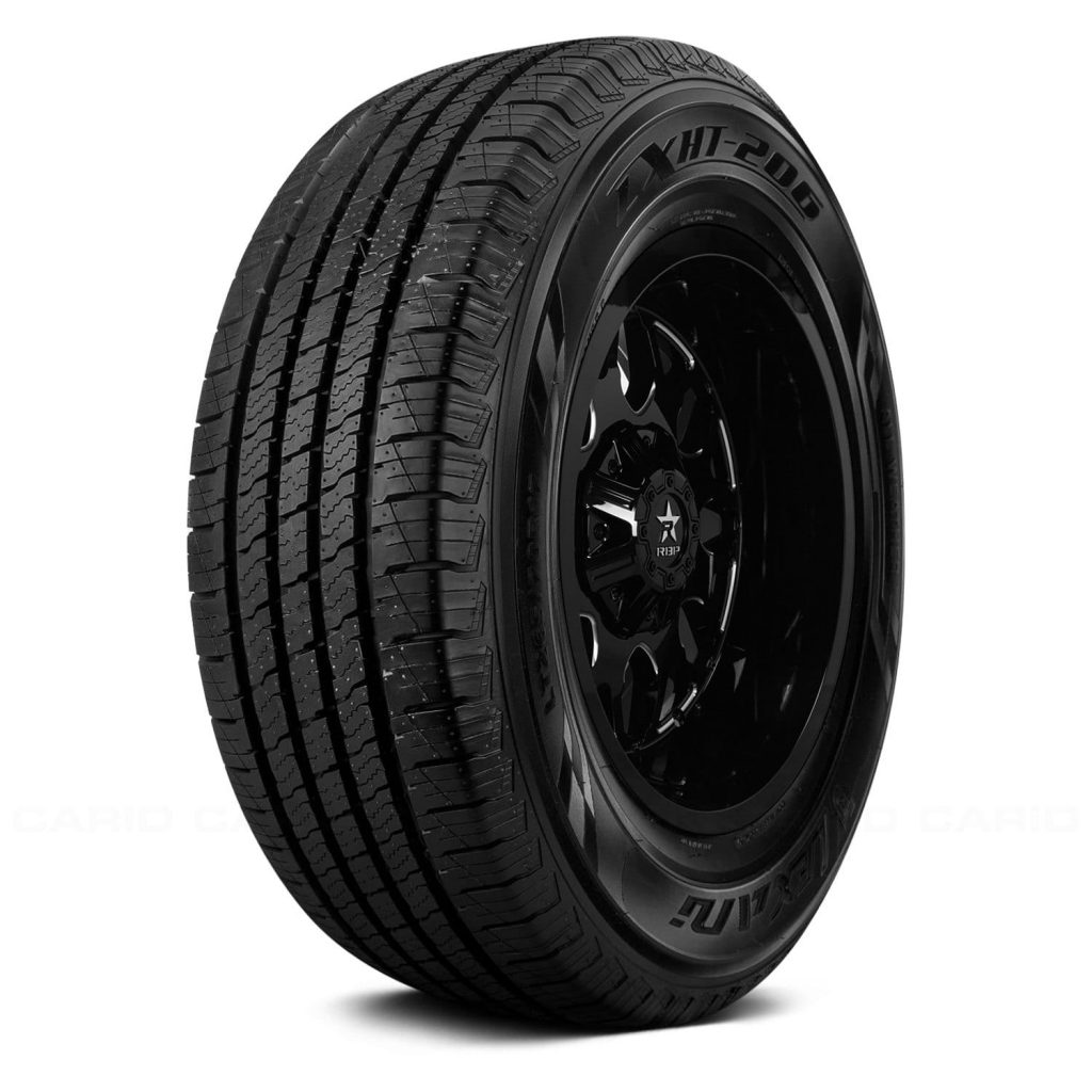where are lexani tires made