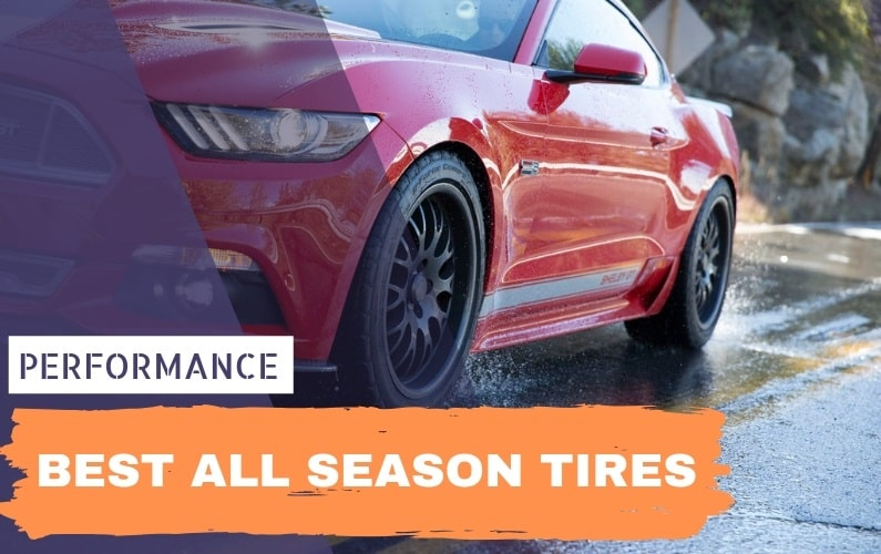 best high performance all season tires