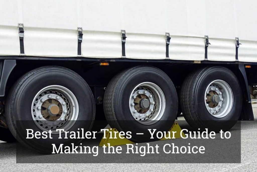 best trailer tires