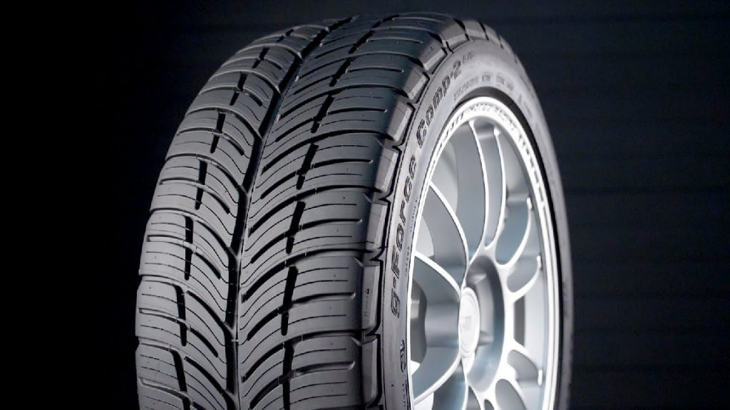 bf goodrich g-force comp-2 a/s tires review