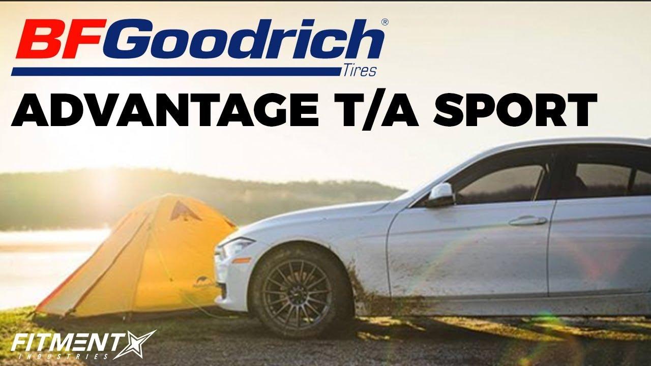 bfgoodrich - advantage t/a sport