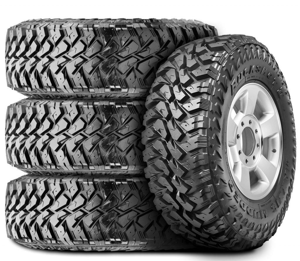 Maxxis Buckshot Mudder 2 tire Review