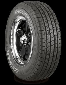 cooper evolution tire reviews