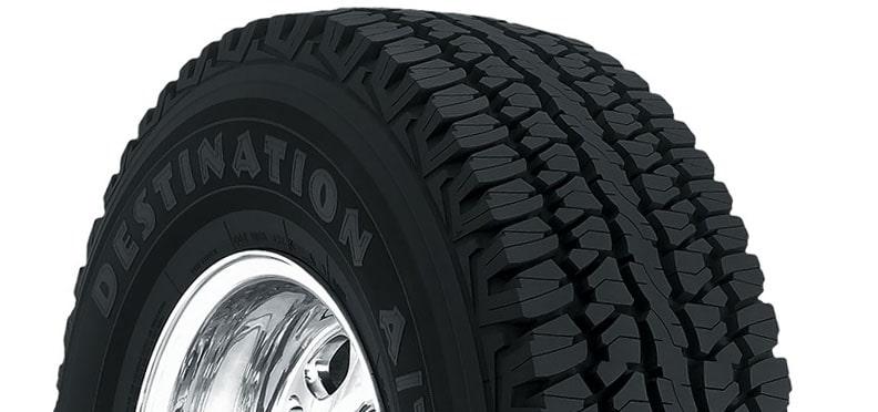 firestone destination a/t tires review