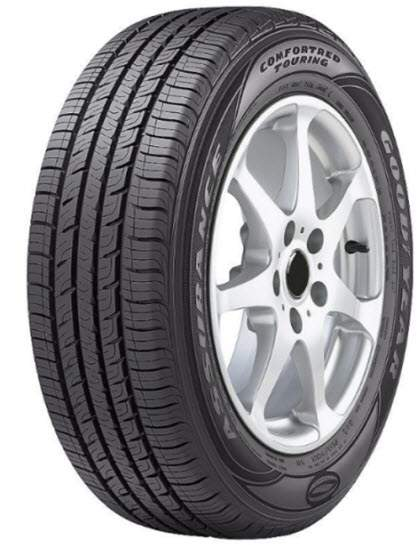 goodyear assurance comfortred touring reviews