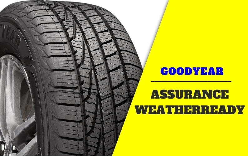 goodyear assurance weatherready