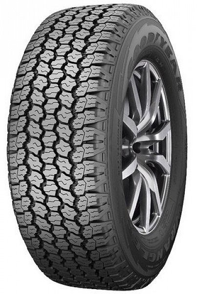 goodyear wrangler at/s tire review