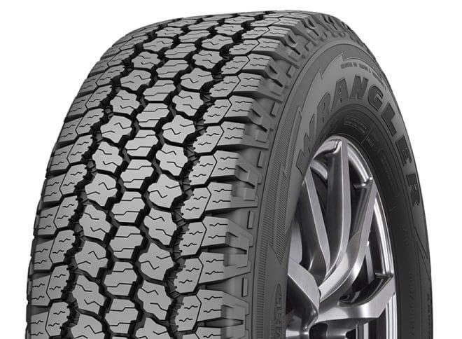 goodyear wrangler kevlar tire review