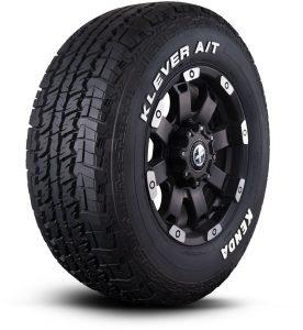 kenda klever a/t tires review