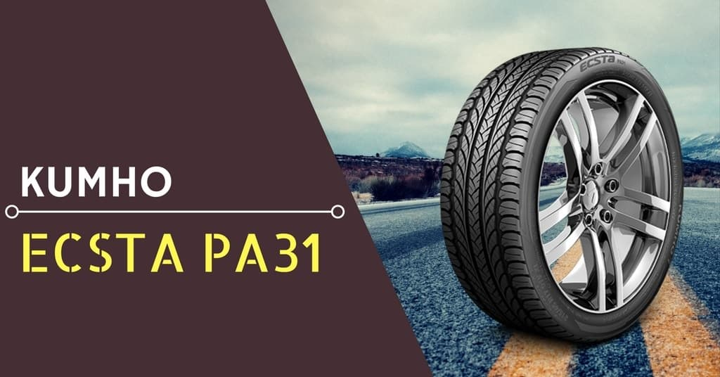kumho ecsta pa31 review