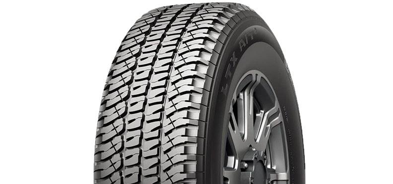michelin ltx a/t2 tire review