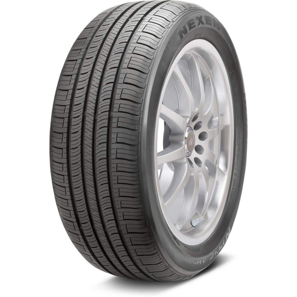 nexen n'priz ah5 tire review