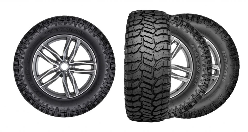 radar tires reviews