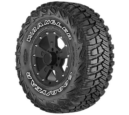 Goodyear Wrangler MTR tire review