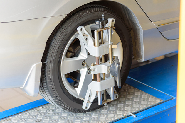 How to Align Tires