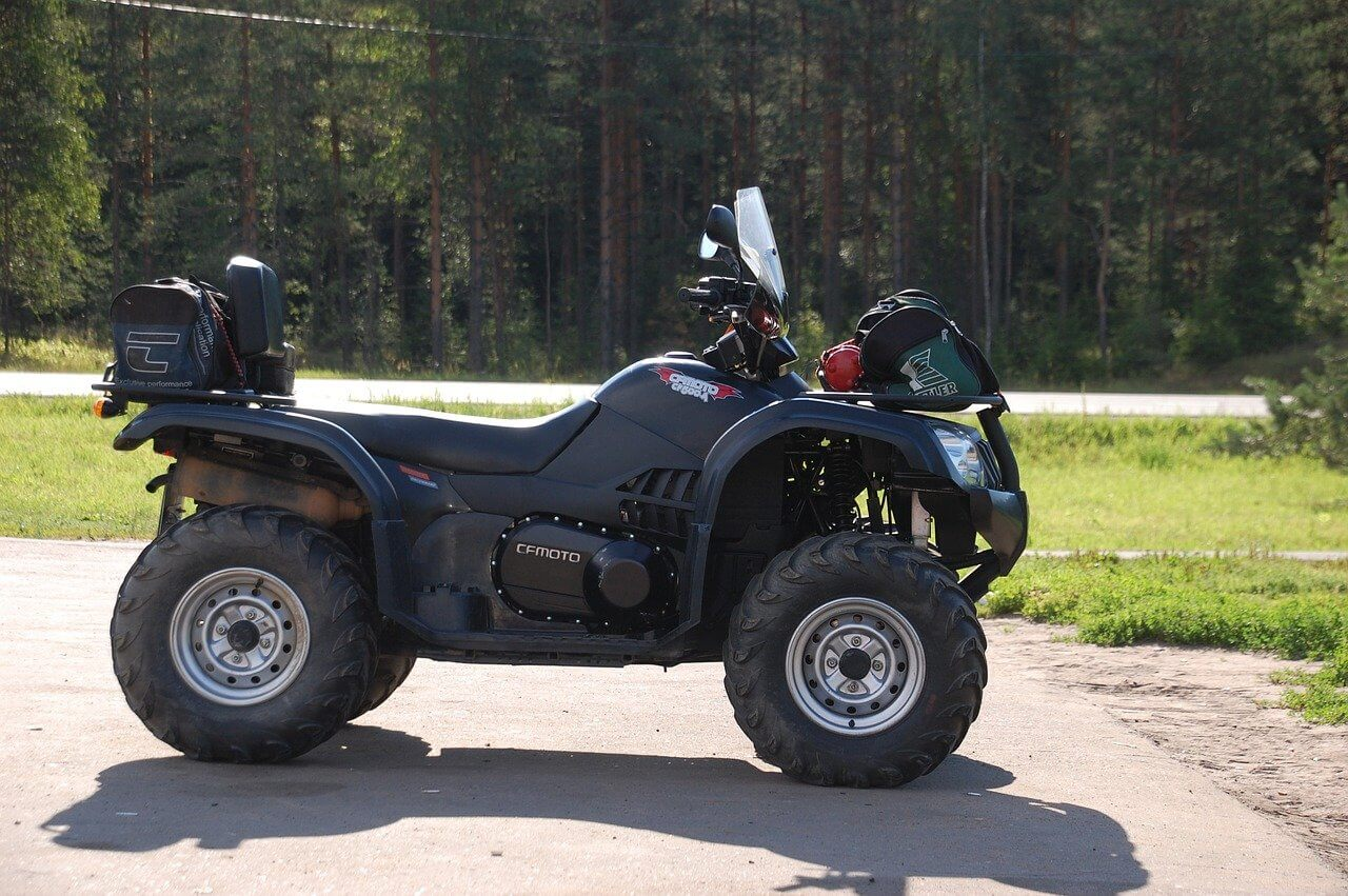 How to Change an ATV Tire