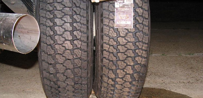 How to Rotate Dually Tires