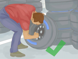 can you drive a car with a flat tire