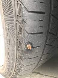 how do i fix a flat tire