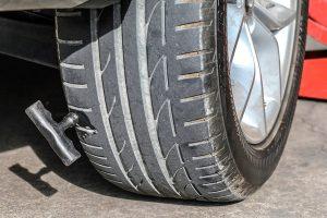 how far can i drive on a run flat tire