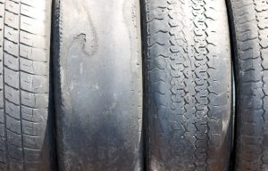 how long does it take to rotate car tires