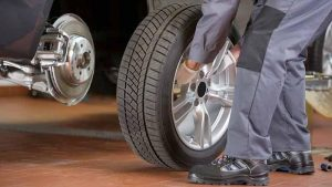how to change a volkswagen tire