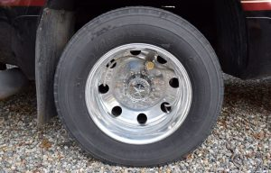 how to change dually tires