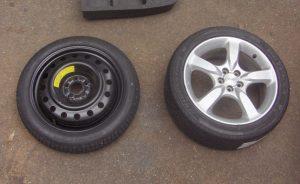 how to change volkswagen tires