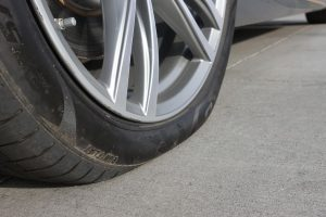 how to identify run flat tires