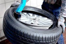 How to Install a Tire