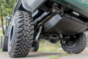 how to rotate car tires on a dually