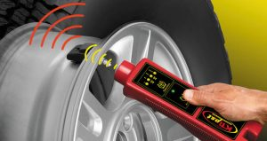 how to rotate tires with tpms